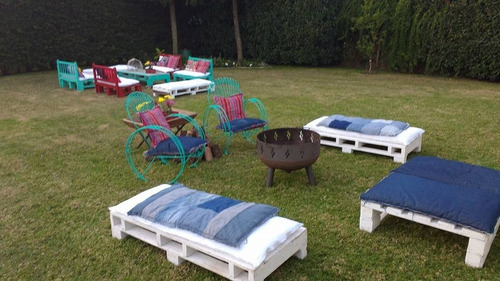 alquiler fogones para eventos mesas sillas gazebos