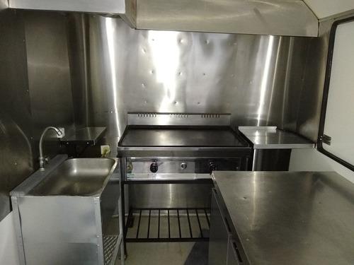 alquiler food truck a domicilio,ferias y eventos privados.