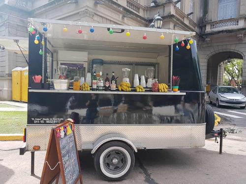 alquiler food truck beer truck publicidad mactrail monterrey