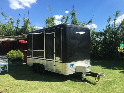 alquiler food truck trailer eventos publicidad gastronomia