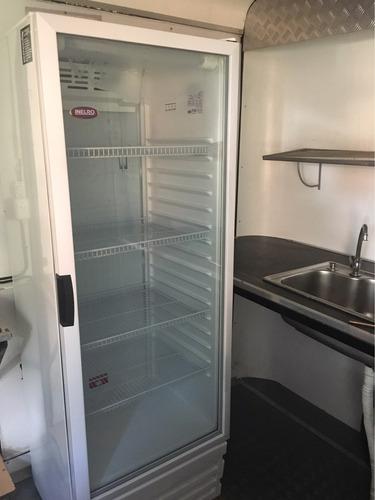 alquiler food truck trailer gastronómico catering cerveza