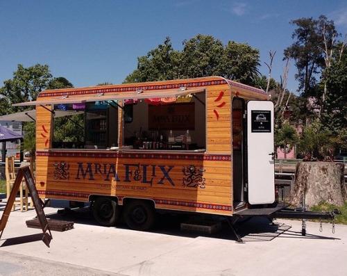 alquiler foodtruck en capital y gba trailer gastronomico