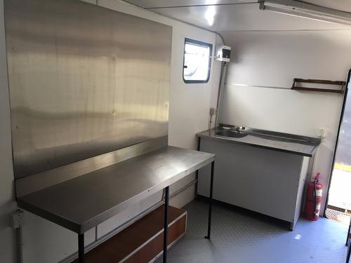 alquiler foodtruck trailer gastronomico  servicio publicidad