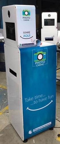 alquiler foto cabinas photobooth eventos precio a convenir