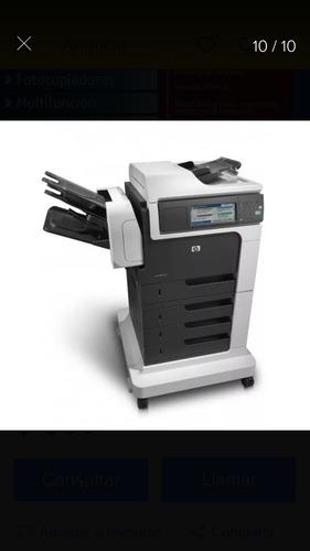 alquiler fotocopiadoras multifunción impresoras láser fotoco