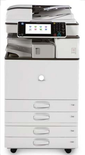 alquiler  fotocopiadoras ricoh. dpto, santander