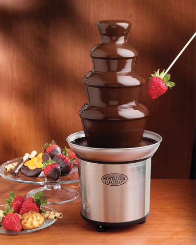 alquiler fuente de chocolate medellín
