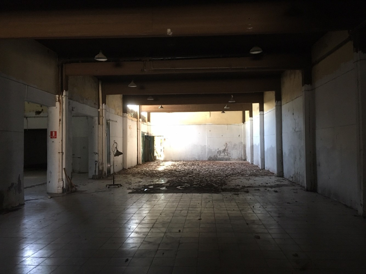 alquiler galpon 300 m² aprox - canepa 1750 - santos lugares