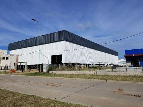 alquiler galpon 3200 mts2  parque industrial pitec fcio. vla