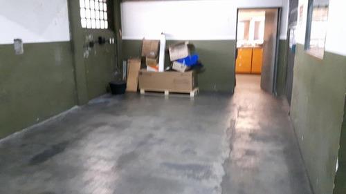 alquiler galpón con oficinas 12 x 29 - av. amancio alcorta 1800 - barracas