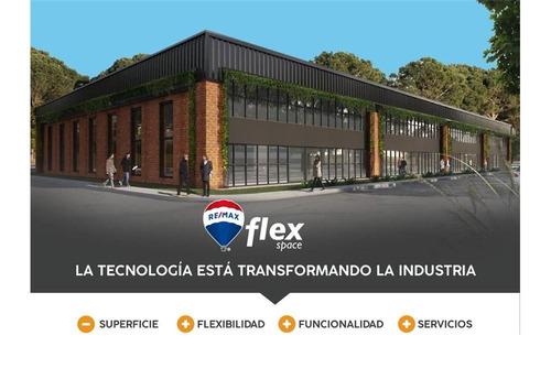 alquiler galpon/ deposito /oficina flexspace pilar