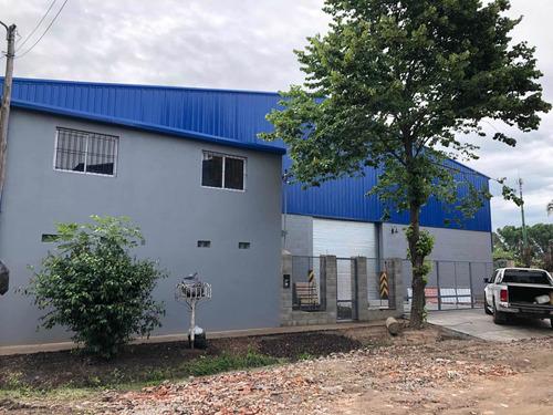 alquiler galpón depósito venta moreno industrial 960 m2