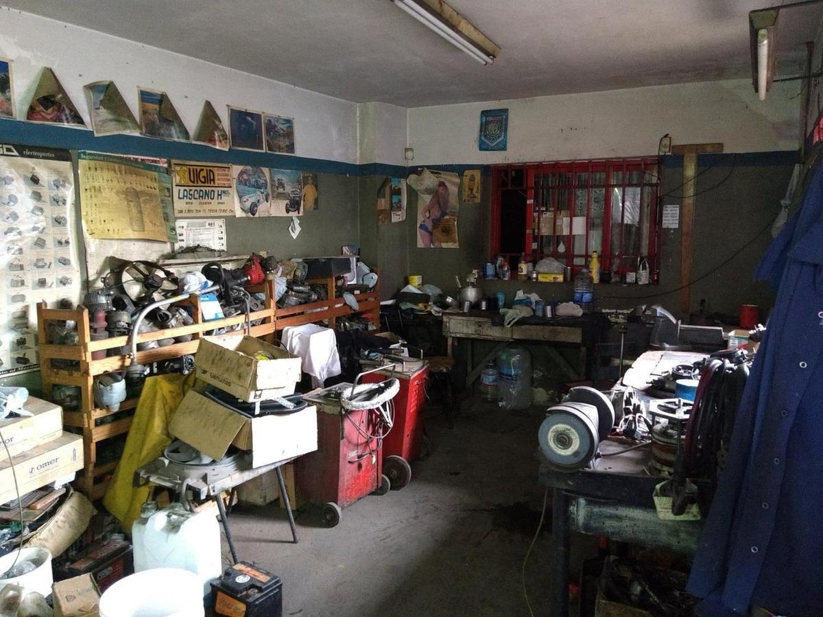 alquiler galpon ideal taller mecánico y gomeria  - nueva ley