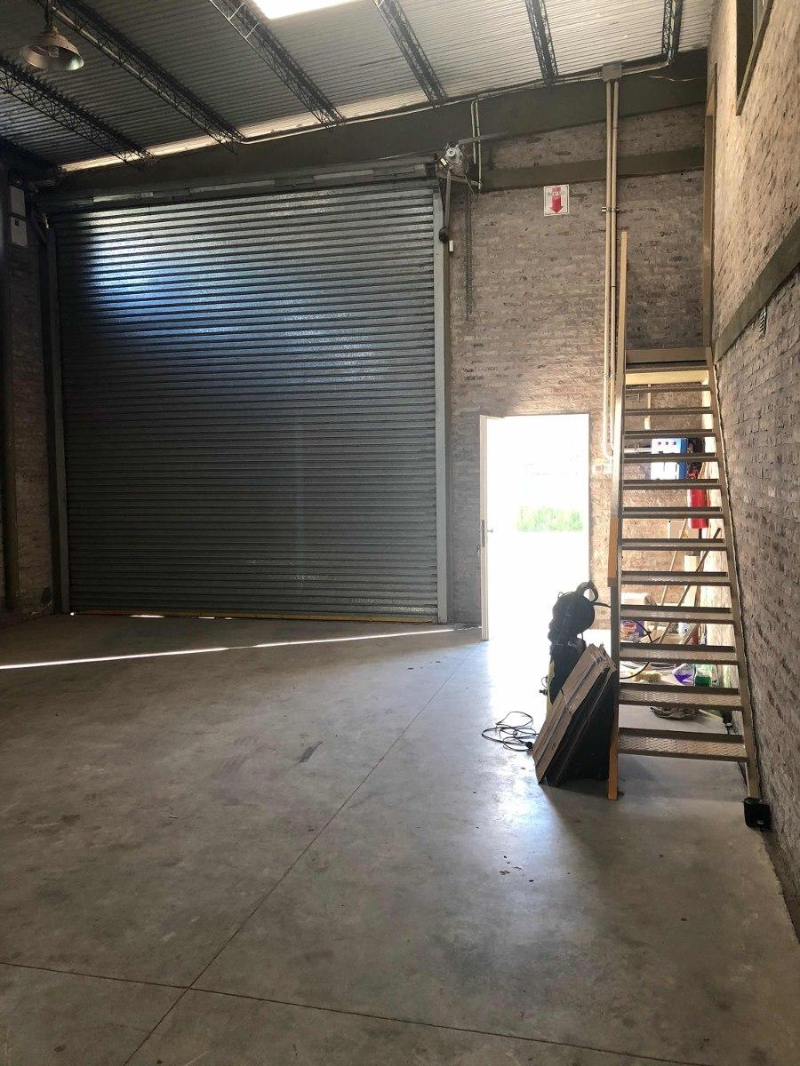 alquiler galpón zona industrial