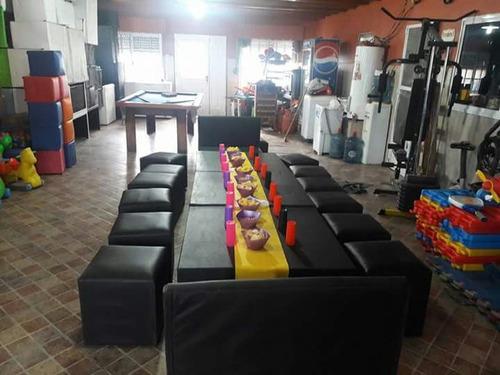 alquiler gazebos  living plaza blanda inflables toboganes