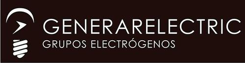 alquiler grupos electrogenos