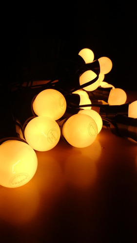 alquiler guirnalda de luces tipo kermesse zona sur