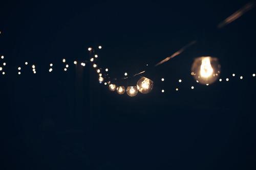alquiler guirnaldas de luces tipo kermesse - zona sur