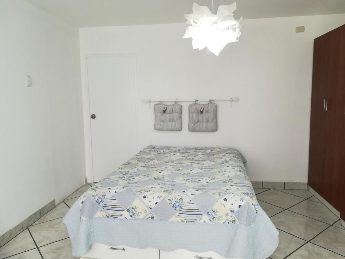 alquiler habitación amoblada baño propio la calera surquillo