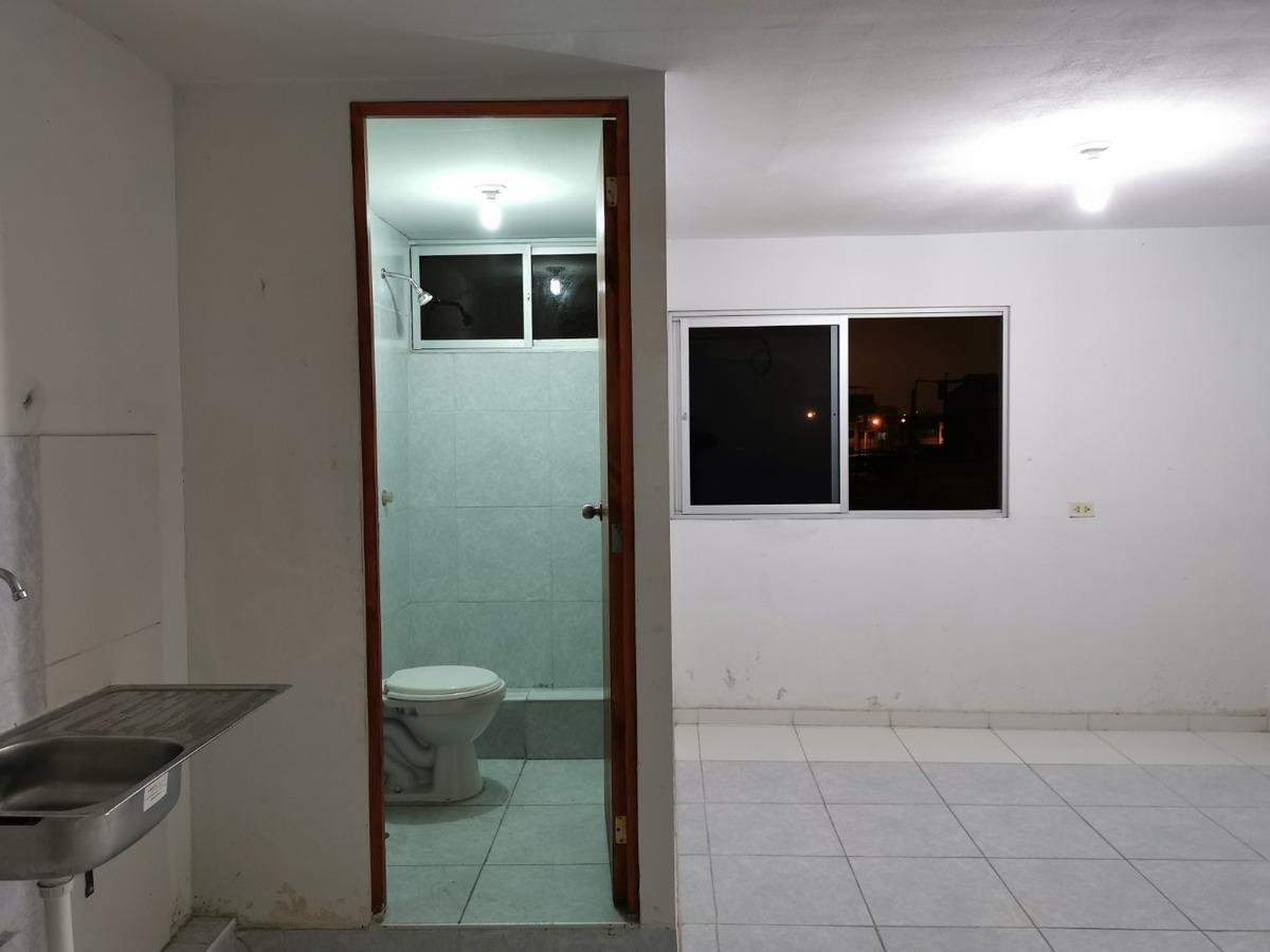 alquiler habitación baño propio o minidepa en smp