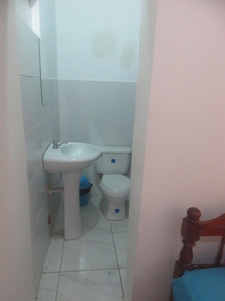 alquiler habitación con baño propio para vivienda/amoblado