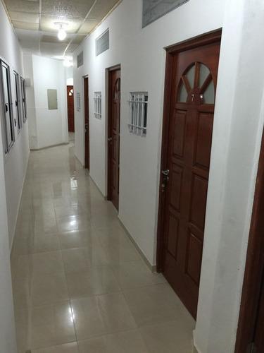 alquiler habitacion en once individual o compartida hostel