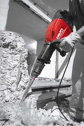 alquiler herramientas - demoledor ploga taladro rotomartillo