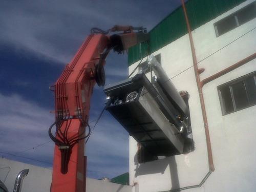 alquiler hidrogrua venta de containers