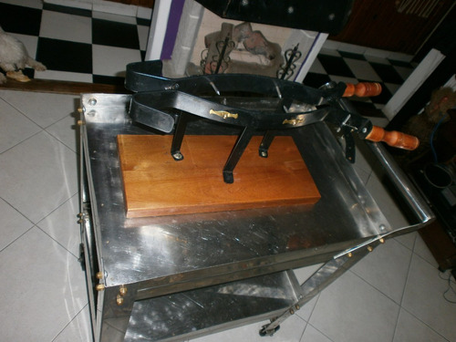 alquiler horno pizzero-freidora -soporte pernil-frascos