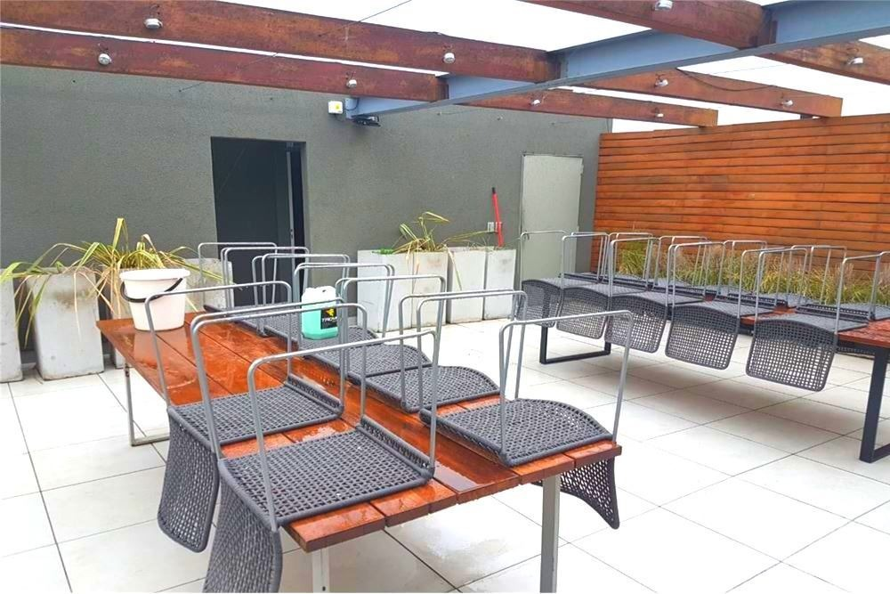 alquiler impecable 2 ambientes con amenities.