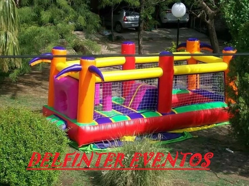 alquiler inflable, eventos