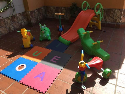 alquiler inflable juegos