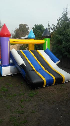 alquiler inflable- metegol- cama elastica- tejo -zona oeste
