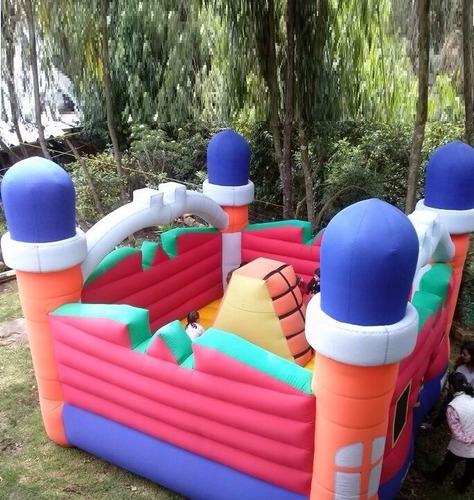 alquiler inflable saltarine payaso recreacion  tarima cabina