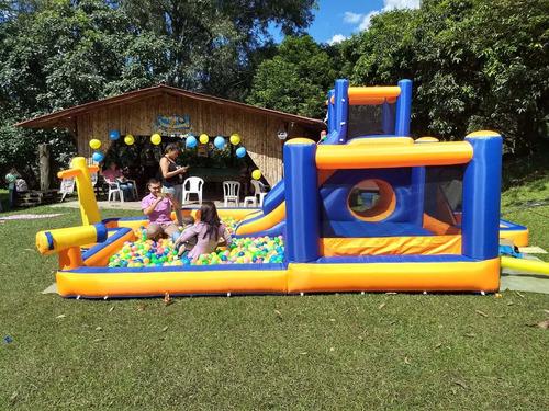alquiler inflables fiestas infantiles, recreación, miniteca