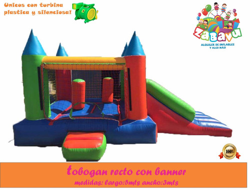 alquiler inflables juegos