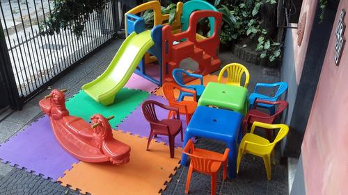 alquiler inflables pequeños mini living plazas blandas