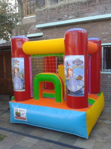 alquiler inflables plaza blanda tejo , metegol sapo,living
