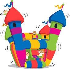 alquiler inflables !!!promo!!! castillo + metegol $ 399.