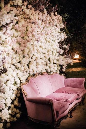 alquiler jardín vertical para eventos y fiestas