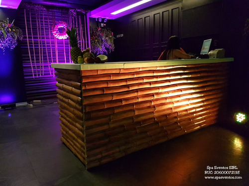 alquiler juegos de bar sillas mesas altas barras en lima