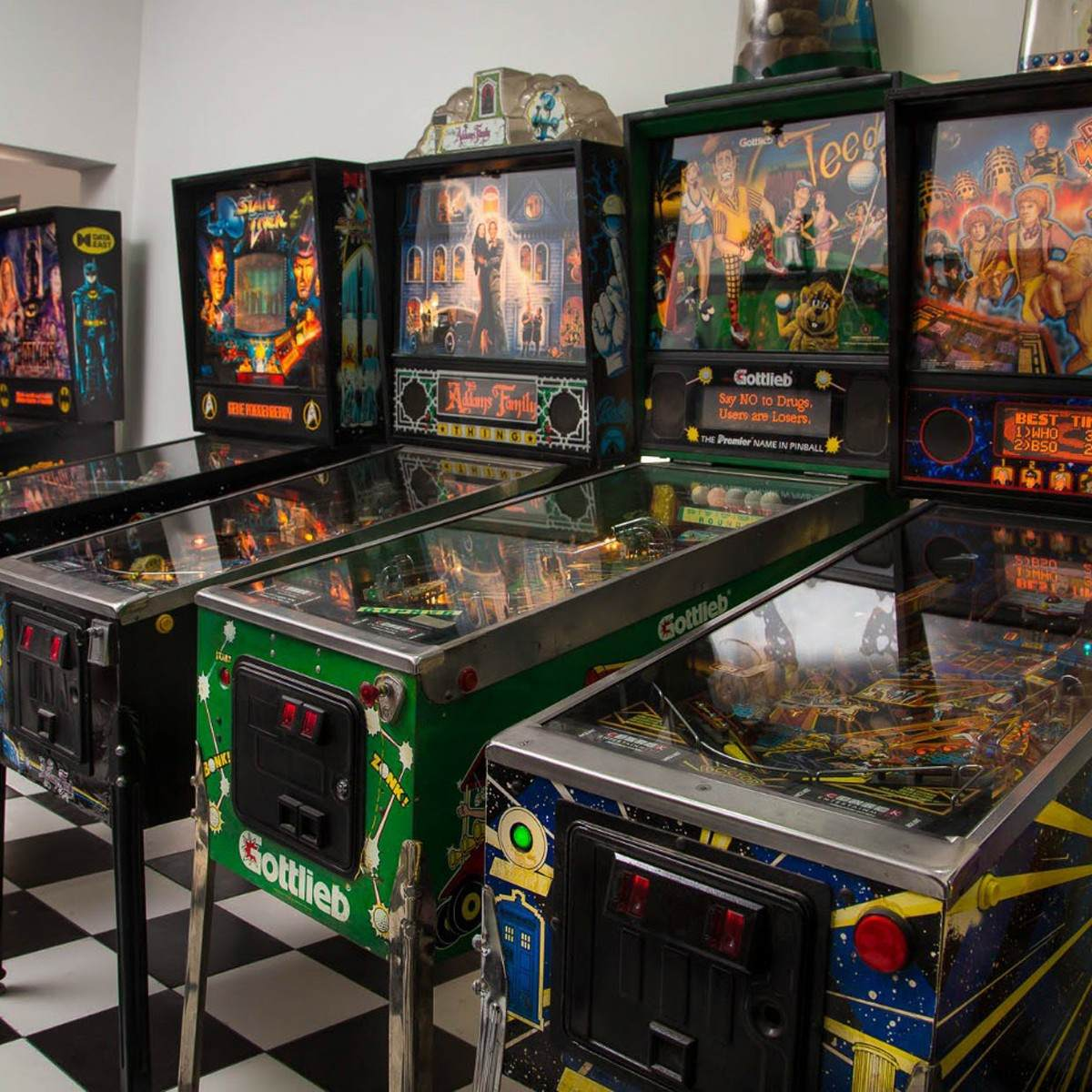 Alquiler Juegos Electronicos Para Eventos Flippers Daytona En