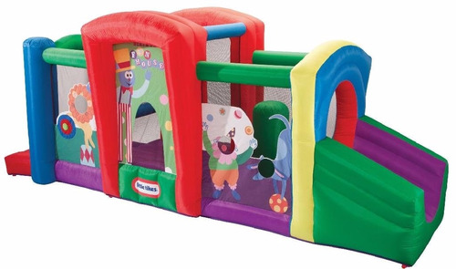 alquiler juegos inflables little tikes