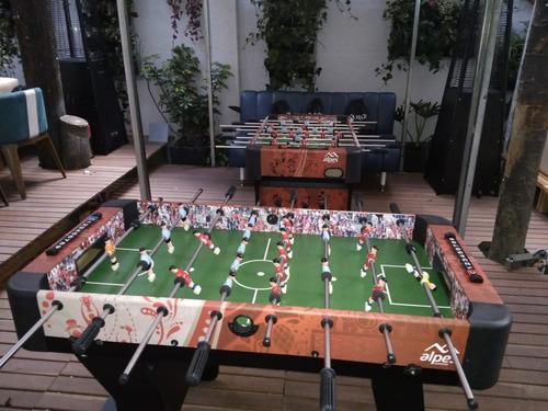 alquiler juegos recreativos