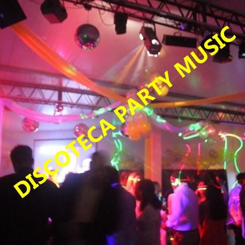 alquiler karaoke c/ pantalla audio luces - discoteca con dj