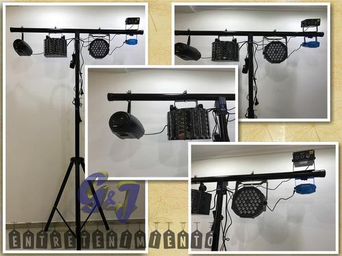 alquiler karaoke-proyector-metegol-inflables-luces calidad!