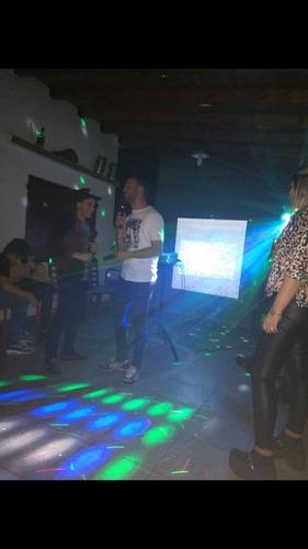 alquiler karaoke/luces/fiesta flúor quenoque quilmes z.sur.