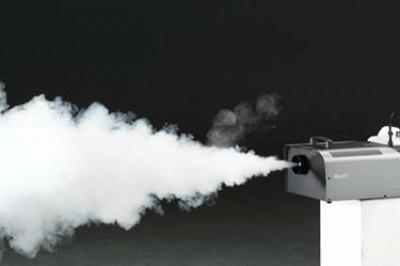 alquiler lanza papel espuma nieve fuego humo bajo jet co2 fx