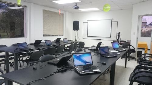 alquiler laptops computadoras infocus