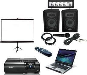 alquiler laptops y equipos multimedia